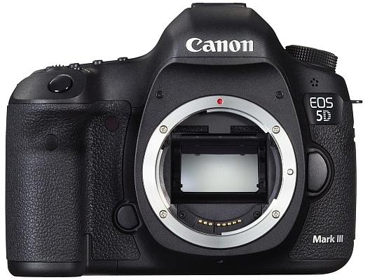 Canon EOS 5D MarkIII