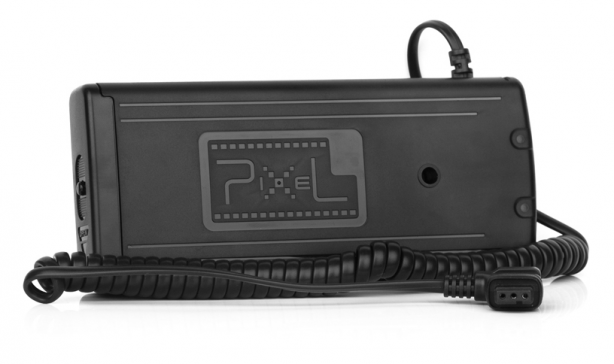 Pixel TD-381 external battery pack for Canon flashes: 600EX-RT, 580 EXII, EX580.