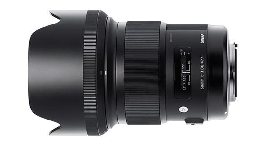 Sigma 50mm Art 02