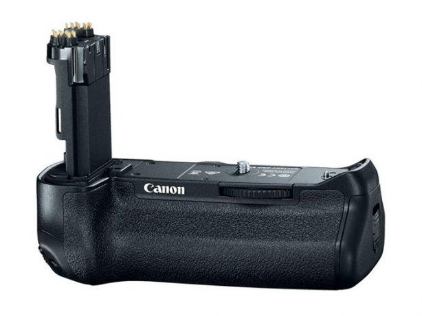 Canon BG-E16 Batterigrep for Canon EOS 7D Mark II    Robust grep med vertikale kontroller og plass for 2 batterier. BG-E16 forbedrer håndteringen av Canon EOS 7D Mark II og gir bedre…