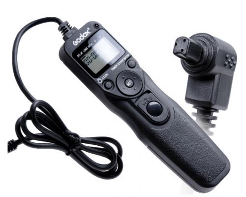 Godox EZA-C3 LED Panel Digital Timer Remote for Canon