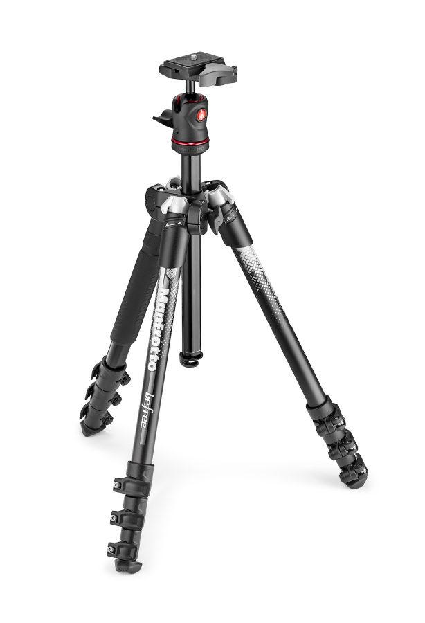 The BeFree Aluminium Grey Tripod with Ball Head is extremely catchy, portable, solid and easy to fold. It is ideal for photographers who love shooting when they travel. It's also…