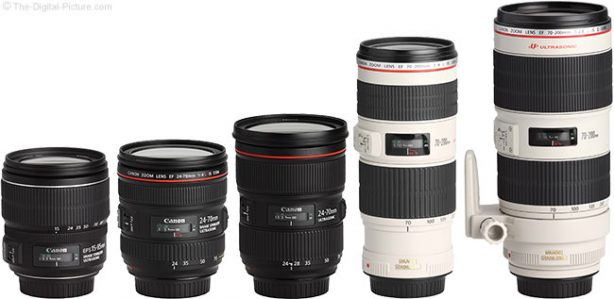 The purpose of this QuickGuide is to familiarize you  with the variety of features available on Canon EF  lenses so you can maximize how effectively you use  them on Canon…