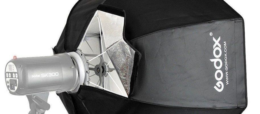 Godox 32″ (80cm) Octagon Umbrella Softbox