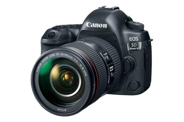 The Canon EOS 5D Mark IV camera builds on the powerful legacy of the 5D series, offering amazing refinements in image quality, performance and versatility. Canon's commitment to imaging excellence…