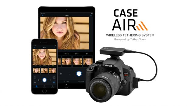 Wirelessly Tether and Control Your Camera from Any Portable Device.