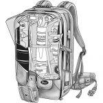Lowepro Vertex 300 AW Backpack 003